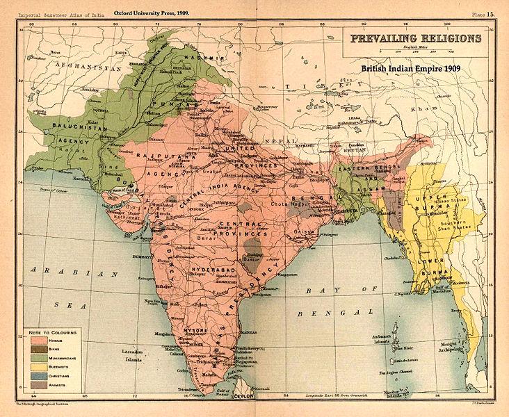 Britisch-Indisches Kolonialreich