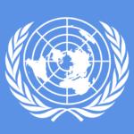 Flagge der Vereinten Nationen Flagge der Vereinten Nationen | Bild (Ausschnitt): © Open Clip Art Library [CC0 1.0] - Wikimedia Commons