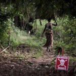 Massenflucht Als Folge der Konflikte: Massensterben und Massenflucht in der DR Kongo. | Bild (Ausschnitt): © nited Nations Development Programme [CC BY-NC-ND 2.0] - Flickr