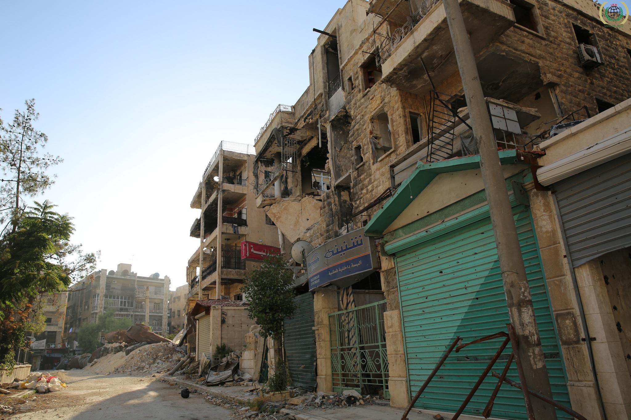 Aleppo, Syrien