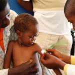 Hungertod Viele Kinder werden an den Folgen von Hunger sterben, sollte sich die humanitäre Hilfe in der Kasai-Region nicht deutlich verstärken. | Bild (Ausschnitt): © DFID - UK Department for International Development [CC BY-SA 2.0] - Flickr