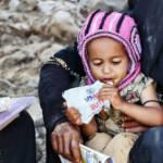 Scheinheilige Hilfe Scheinheilige US-Hilfe im Jemen: Die USA und andere westliche Mächte befeuern mit der Unterstützung Saudi-Arabiens den Konflikt. | Bild (Ausschnitt): © USAID U.S. Agency for International Development [CC BY-NC 2.0] - Flickr