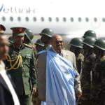 Sudanesischer präsident Der sudanesische Staatspräsident Omar Hassan al-Bashir: Er erscheint zum Gipfel-Treffen, obwohl er derzeit vom internationalen Strafgerichtshof wegen Völkermord per Haftbefehl gesucht wird | Bild (Ausschnitt): © Al Jazeera English [CC BY-SA 2.0] - Flickr
