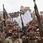 Im Jemen herrscht seit Jahren Bürgerkrieg. Nach dem Tod von Ex-Präsident Saleh formieren sich die Lager neu. | Bild (Ausschnitt): © coolloud [CC BY-NC-ND 2.0] - Flickr
