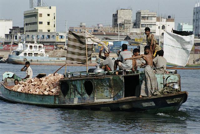 Bangladesch Bangladesch Überschwemmung    Bild: © World Bank Photo Collection [CC BY-NC-ND 2.0]  - Flickr