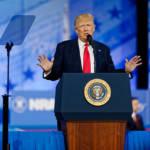 Trump Speech Führende Staatenlenker grenzen laut Amnesty Minderheiten aus | Bild (Ausschnitt): © Michael Vadon [CC BY 2.0] - Flickr