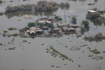Überschwemmung Deutschland wird sein selbstgestecktes Ziel, die CO2-Emissionen bis 2020 um 40 Prozent zu reduzieren, verfehlen | Bild: © Paul Duncan [CC BY 2.0]  - Flickr