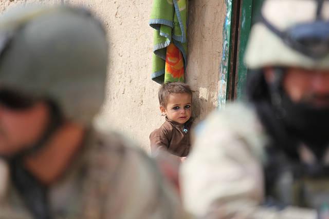 42 Prozent der Opfer die durch Attentate getötet wurden sind Frauen und Kinder |  Bild: ©  DVIDSHUB [CC BY 2.0]  - Flickr