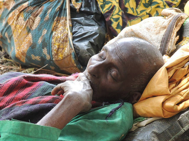 Flüchtlinge in Kamerun von Hunger bedroht UN warnen: Hungerkrise droht in Kamerun und ZAR |  Bild: © EC/ECHO/Thomas Dehermann-Roy [CC BY-NC-ND 2.0]  - Flickr