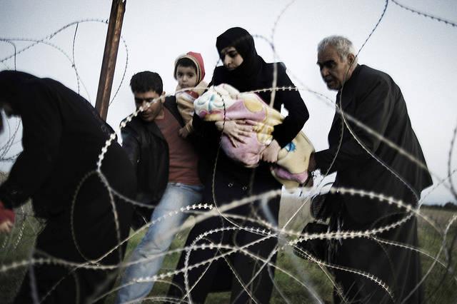 In der Türkei werden rund 3,4 Millionen syrischen Flüchtlinge beheimatet |  Bild: ©  Andreas H. Landl [CC BY-NC 2.0]  - Flickr