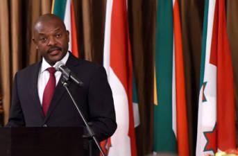 Burundi steckt fest im Griff der Staatsmacht unter Pierre Nkurunziza. | Bild: ©  GovernmentZA [CC BY-ND 2.0]  - flickr