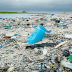Plastikverseuchter Strand auf Clipperton Rock Der Plastikmüll stapelt sich auf der Insel Clipperton Rock, ca. 1000 Kilometer südwestlich von Mexiko | Bild (Ausschnitt): © Clifton Beard [CC BY-NC 2.0] - flickr