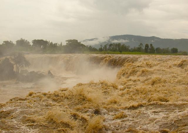 Fourteen Falls, Kenia