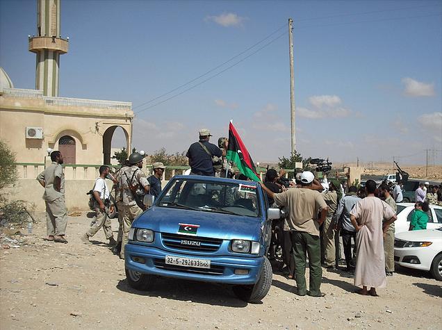 Eine Transformation gelang nach der Revolution in Libyen bisher nicht  |  Bild: © Magharebia [CC BY 2.0]  - flickr