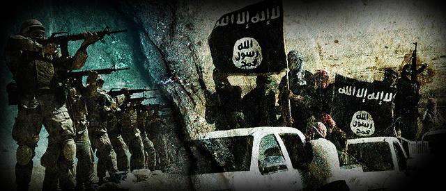 Kampf gegen den IS Trotz der militärischen Erfolge ist der IS noch unbesiegt |  Bild: © Jakob Reimann [CC BY 2.0]  - flickr