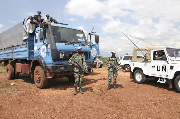 United Nations Operation in Burundi (ONUB)