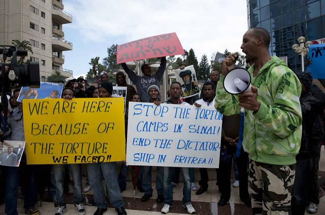 Menschenrechtsverletzungen sind in Eritrea an der Tagesordnung    Bild: © Physicians for Human Rights - Israel [CC BY-NC-ND 2.0]  - flickr