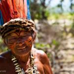 Indigene in Brasilien Die Lage vieler indigener Völker ist sehr gefährlich, denn sie werden von Landbesitzern bedroht, gefoltert und sogar ermordet | Bild (Ausschnitt): © Eduardo Fonseca Arraes [CC BY-NC-ND 2.0] - flickr