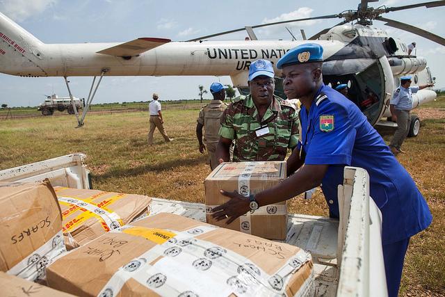 Entwicklungshilfe Tschad