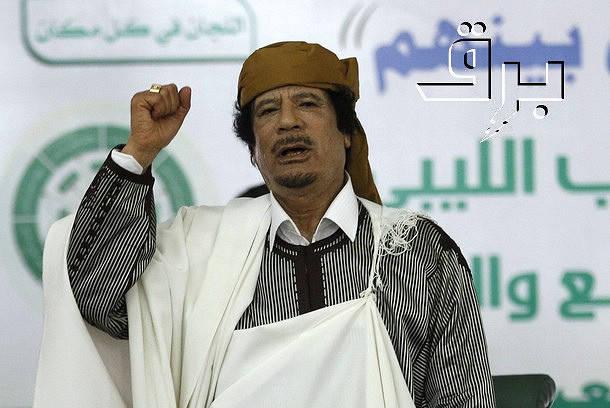 Muammar al-Gaddafi Seit dem Sturz Muammar al-Gaddafis im Jahr 2011 hat sich die Situation in Libyen nicht zum Besseren gewendet |  Bild: ©  BRQ Network [CC BY 2.0]  - flickr