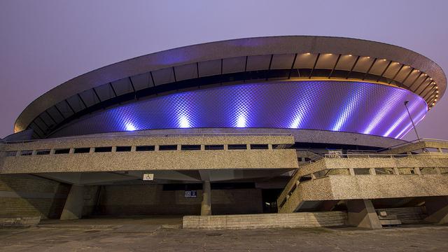 Spodek-Arena in Katowice