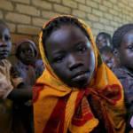 Kinder aus Zentralafrika Mädchen aus Afrika | Bild (Ausschnitt): © hdptcar, UNICEF [CC BY-SA 2.0] - Flickr