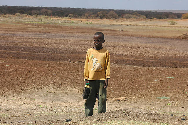 Dürre Ostafrika Die Dürre in Ostafrika hat große Konsequenzen für die Bevölkerung |  Bild: © Andrew Heavens [CC BY-NC-ND 2.0]  - flickr