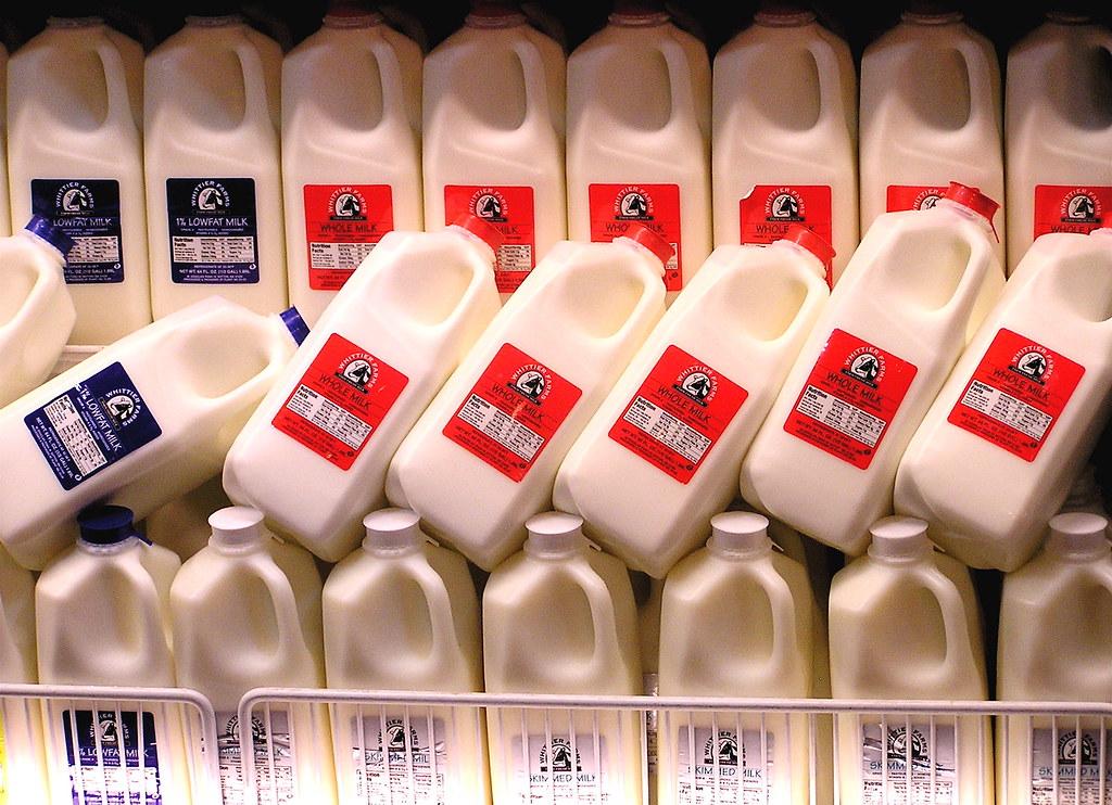 Milchüberproduktion
