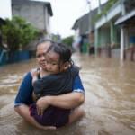 Überschwemmung in Jakarta Überschwemmung in Jakarta | Bild (Ausschnitt): © World Meteorological Organization [CC BY-NC-ND 2.0] - flickr
