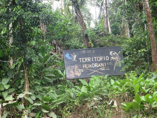 Waorani -ecuadorianischer Amazonas Waorani -ecuadorianischer Amazonas |  Bild: © Katarina [(CC BY-NC 2.0)]  - flickr