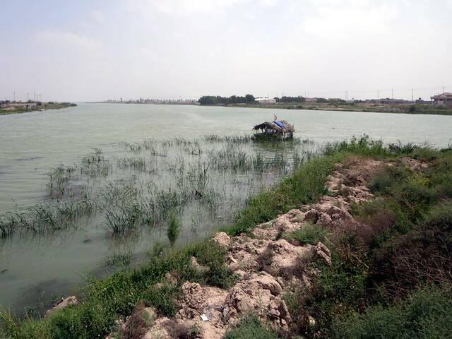 Der Fluss Shatt Al Arab ist durch Klimawandel und Verschmutzung bedroht  |  Bild: © David Stanley [CC BY 2.0]  - flickr