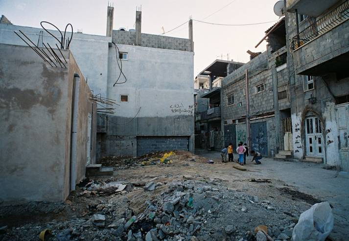 Kinder im Flüchtlingslager Aida in  Bethlehem im Westjordanland |  Bild: ©  Michele Benericetti [CC BY-ND 2.0]  - flickr