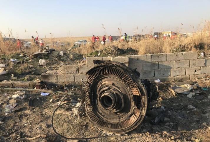 Nach dem versehentlichen Abschuss einer ukrainischen Passagiermaschine durch den Iran kam es zu Protesten gegen das Regime |  Bild: © mehrnews.com [CC BY 4.0]  - Wikimedia Commons