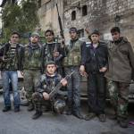 Mitglieder der Freien Syrischen Armee, die gegen das Assad-Regime kämpfen | Bild (Ausschnitt): © Hunterbracewell - dreamstime.com