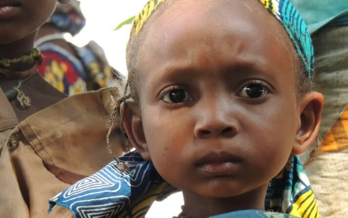 Überall da, wo Menschen fliehen müssen, ist die Situation für Kinder und Frauen besonders beschwerlich |  Bild: © EU Civil Protection and Humanitarian Aid [CC BY-NC-ND 2.0]  - flickr