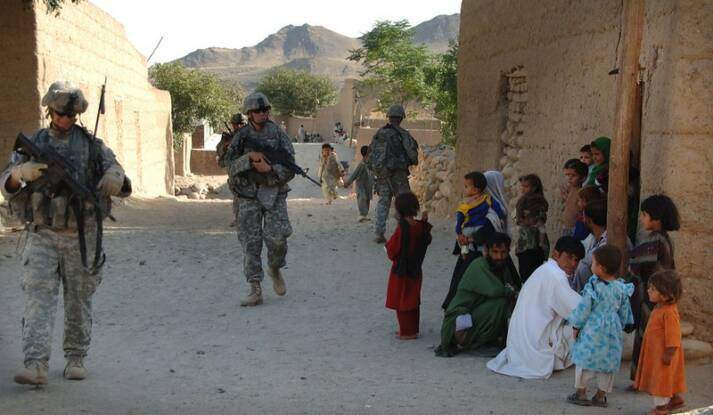 US-Soldaten in Afghanistan |  Bild: © The U.S. Army [CC BY 2.0]  - Flickr