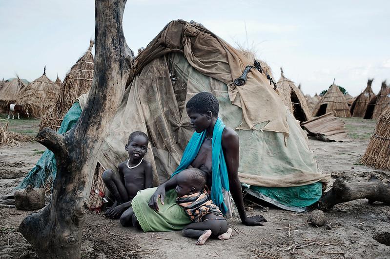 Humanitäre Krise im Südsudan
