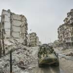 Aleppo | Bild (Ausschnitt): © Министерство обороны Российской Федерации [CC BY 4.0] - Wikimedia Commons