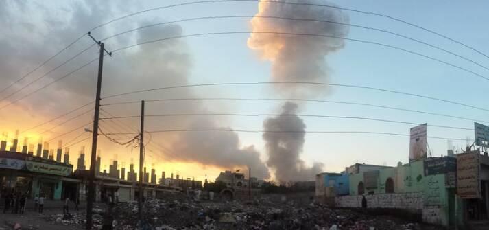 Vor allem die Waffenlieferungen an die Kriegsparteien des Jemenkonflikts sind umstritten    Bild: © ibrahem Quasim [CC BY-SA 2.0]  - flickr