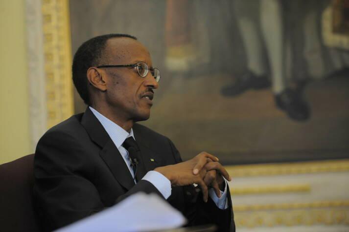 Ruanda Der ehemalige Rebellenführer Paul Kagame ist seit 20 Jahren Präsident Ruandas |  Bild: © Commonwealth Secretariat [CC BY-NC 2.0]  - flickr