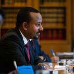 Äthiopien, Friedensnobelpreis Für seine Friedensbemühungen gewann der Äthiopische Ministerpräsident Abiy Ahmed 2019 den Friedensnobelpreis | Bild (Ausschnitt): © Stortinget [CC BY-NC-ND 2.0] - flickr