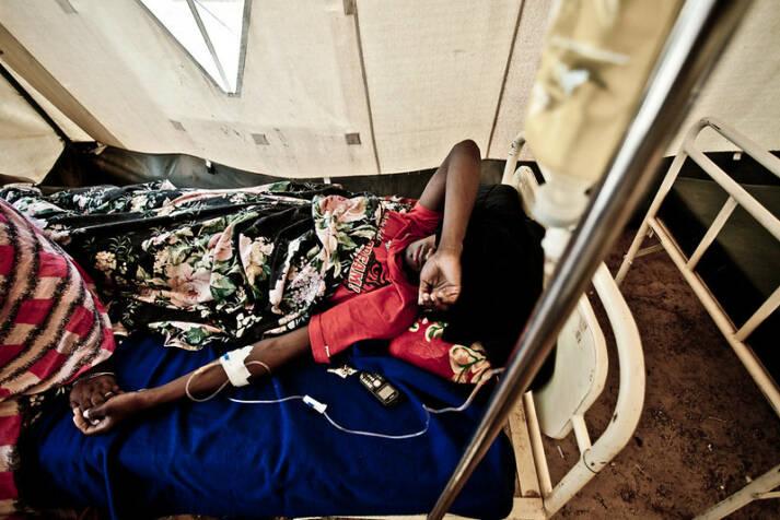 Burkina Faso 1,6 Millionen Menschen haben in Burkina Faso keinen Zugang zu medizinischer Versorgung, eine Katastrophe angesichts der Covid-19-Pandemie |  Bild: © Oxfam International [CC BY-NC-ND 2.0]  - flickr