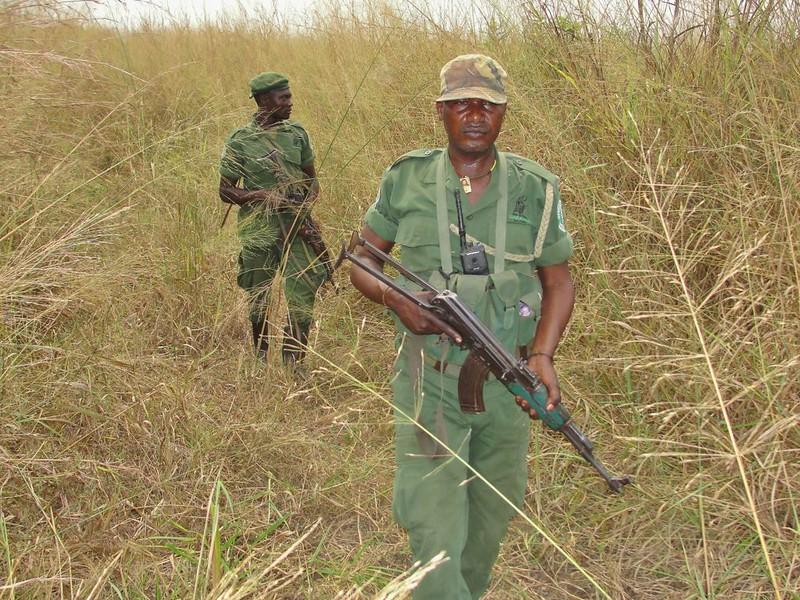 Auf den Spuren der LRA: Gegen den Anführer und Mitglieder liegen Haftbefehle des internationalen Strafgerichtshofes vor