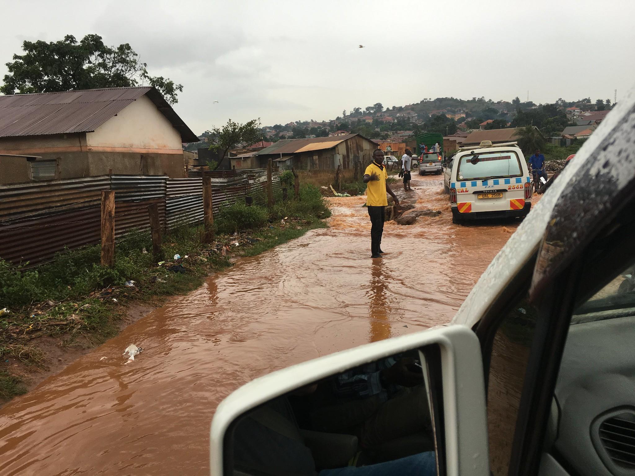 Uganda Flut