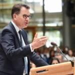 Bundesentwicklungsminister Gerd Müller (CSU) | Bild (Ausschnitt): © Engagement Global [CC BY-ND 2.0] - flickr
