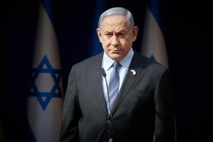 Benjamin Netanjahu    Bild: © Кабінет Міністрів України [CC BY 4.0]  - Wikimedia Commons