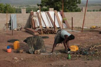 Bild Armut Nigeria