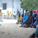 Bild binnenvertriebene Kinder Millionen von Binnenflüchtlingen mussten ihre Heimat verlassen - oft mit ungewissem Ausgang. Viele von ihnen sind Kinder. | Bild (Ausschnitt): © United Nations Photo [CC BY-NC-ND 2.0] - flickr