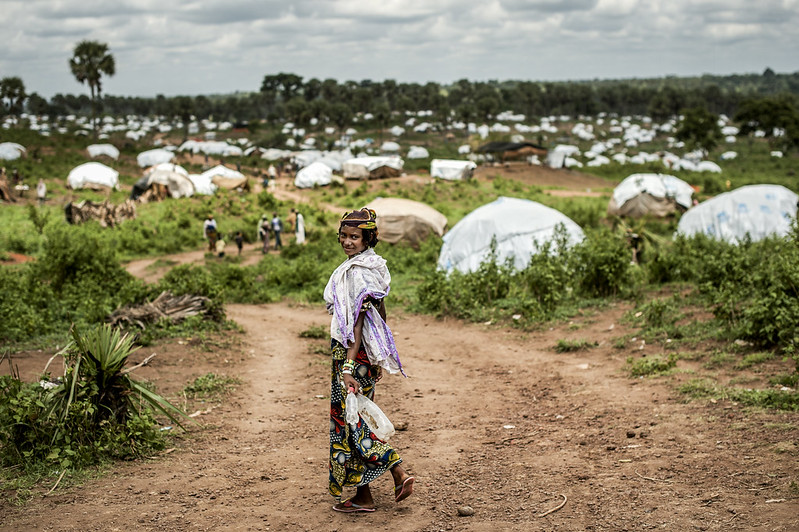 Flüchtlingslager in Kamerun