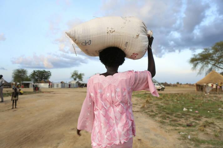 Es ist besonders perfide und menschenverachtend: Im Jemen, Syrien und dem Südsudan wird Hunger regelmäßig als Kriegswaffe eingesetzt |  Bild: ©  USAID U.S. Agency for International Development [CC BY-NC 2.0]  - flickr